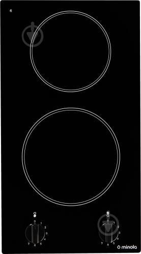 Варочная поверхность Minola MVH 3012 GBL - фото 1