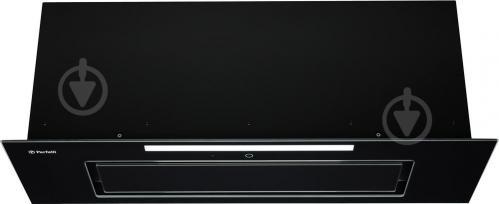 Витяжка Perfelli BISP 9973 A 1250 BL LED Strip - фото 2