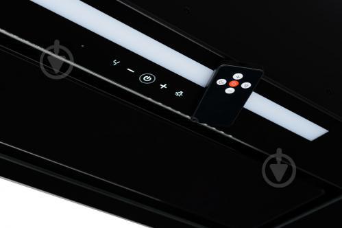 Витяжка Perfelli BISP 9973 A 1250 BL LED Strip - фото 5