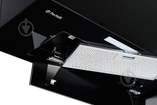 Витяжка Perfelli BISP 9973 A 1250 BL LED Strip - фото 7