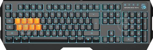 Клавіатура ігрова A4Tech B188 Bloody (B188) - фото 1