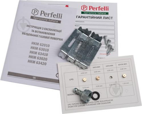 Варильна поверхня Perfelli HKM 62010 BL - фото 6