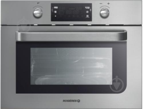 Встраиваемая микроволновая печь ROSIERES RMC 44OTX - фото 1