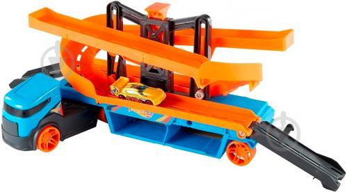 Грузовик транспортер hot wheels здание элеватор тип связи
