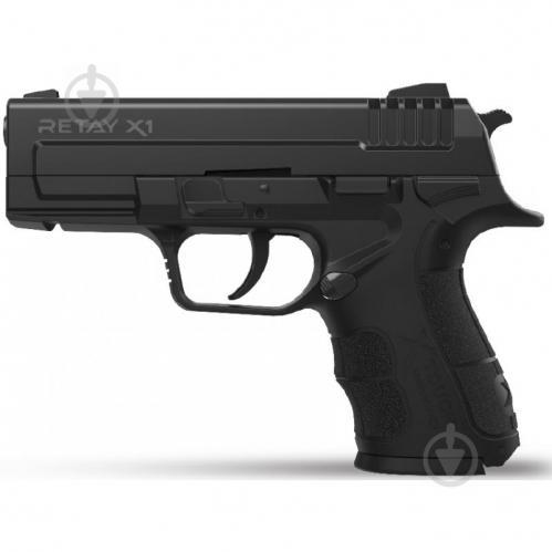 Оружие сигнально-шумовое Retay X1 К:ЧОРНИЙ - фото 1