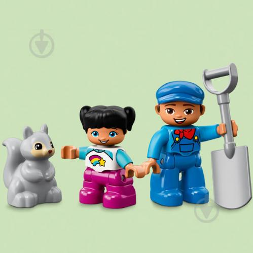 Конструктор LEGO Duplo Поезд 10874 - фото 4