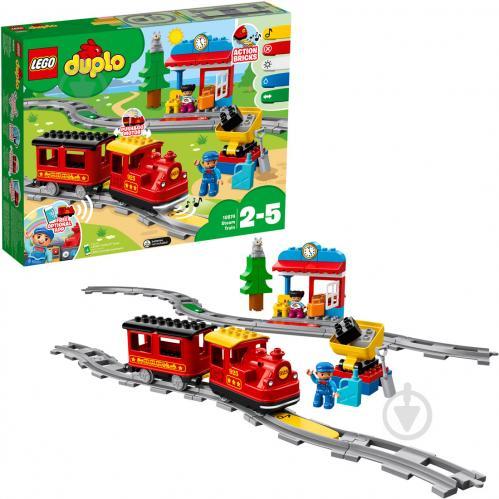 Конструктор LEGO Duplo Поезд 10874 - фото 2