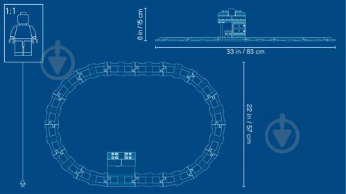 Конструктор LEGO Duplo Поезд 10874 - фото 5