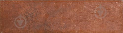 Клінкерна плитка Dallo rosso 24,5x6,5 Cerrad - фото 1