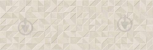Плитка Emigres Крафт Орігамі бейге 25x75 - фото 1