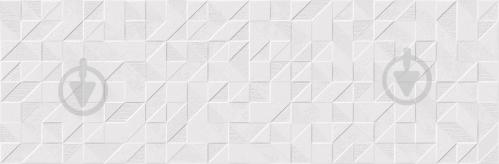 Плитка Emigres Крафт Орігамі бланко 25x75 - фото 1