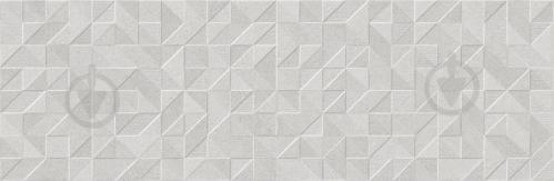 Плитка Emigres Крафт Орігамі гріс 25x75 - фото 1