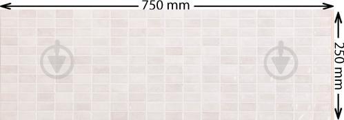 Плитка Emigres Сінеу Манакор гріс 25x75 - фото 3