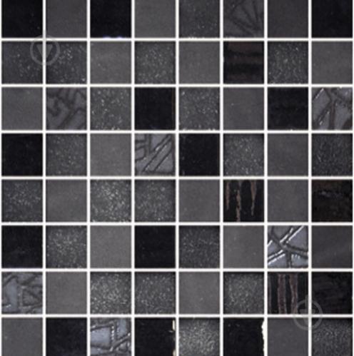 Плитка Onix Opalo Negro mix Blist 31x31 - фото 1
