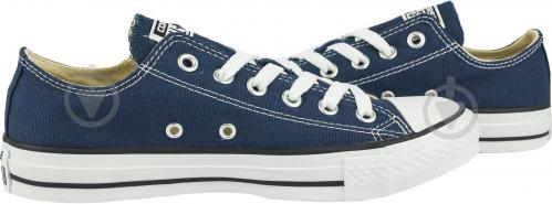 Кеды Converse Chuck Taylor Classic OX M9697C р. 9,5 синий - фото 2