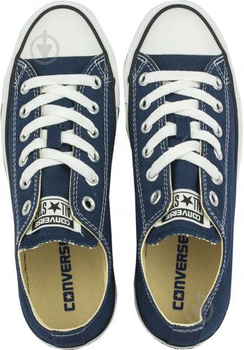Кеды Converse Chuck Taylor Classic OX M9697C р. 9,5 синий - фото 6