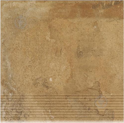 Клінкерна плитка Dallo Miele stopnica 30x30 Cerrad - фото 1