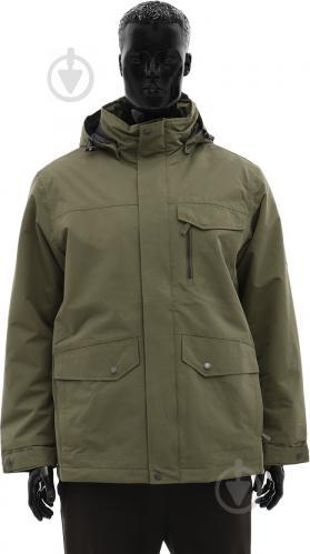 Куртка McKinley Men Functional Jacket Ganda р. XXXL оливковый 251673-840 72001f8f8b54c