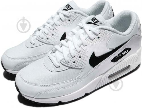 18ab38650c8aa3 ᐉ Кросівки Nike Air Max 90 325213-131 р.9 білий • Краща ціна в ...