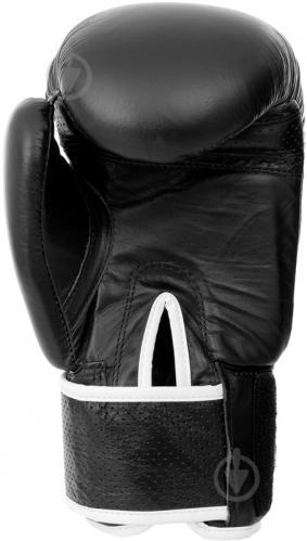 Боксерские перчатки Energetics 12oz Leather 225543 черный - фото 3