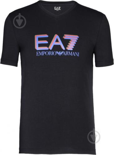 Футболка EA7 6XPT57-PJ03Z-1200 р. L черный