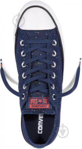 Кеды Converse Chuck Taylor All Star 159684C р. 8,5 синий - фото 6