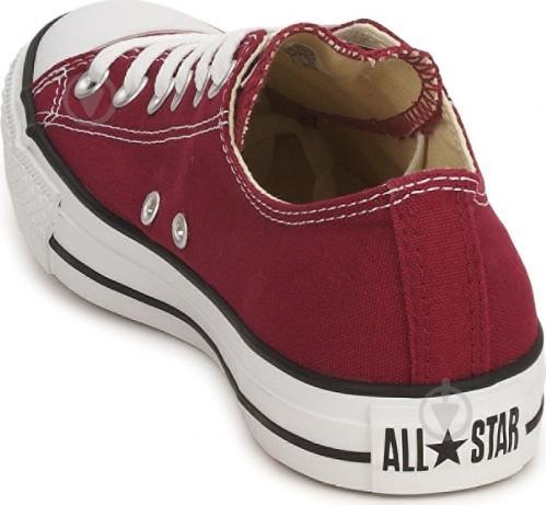 Кеды Converse Chuck Taylor All Star M9691C р. 9 красный - фото 6