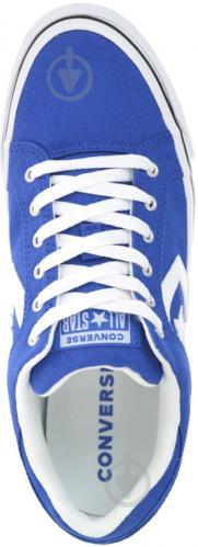 Кеды Converse El Distrito 159788C р. 8,0 синий - фото 4