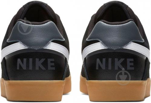 Кеды Nike SB Delta Force Vulc 942237-005 р. 9 черный - фото 4