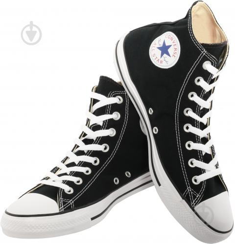 Кеды Converse Chuck Taylor All Star M9160C р. 10,5 черный