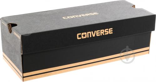 Кеды Converse Chuck Taylor All Star M9160C р. 10,5 черный - фото 11