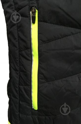 Спортивна куртка Pro Touch Julius FW1617 р. XXL чорний 249555-900050 - фото 6