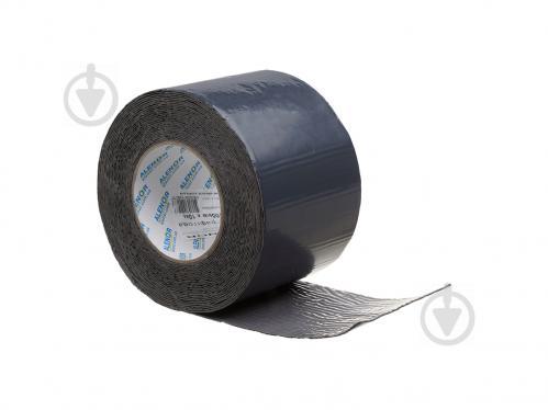 Стрічка герметизуюча Alenor BF бутилова 100 мм x 3 м графітова - фото 1
