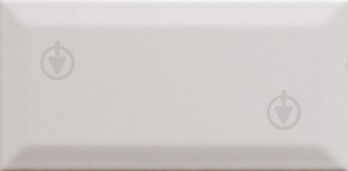 Плитка Golden Tile Metrotiles белый сатин 460161 10x20