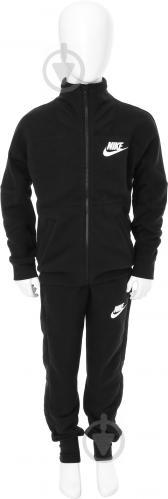 Костюм Nike G NSW TRK SUIT FT AW1718 860069-010 р. L черный