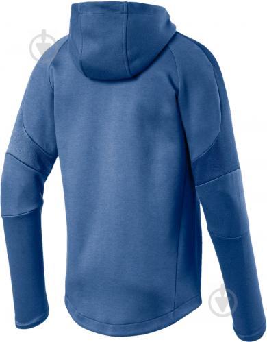 Джемпер Puma Evostripe Move FZ Hoody р. L синий 59491550 - фото 2