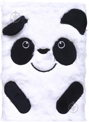 Блокнот Пухнаста панда - фото 1