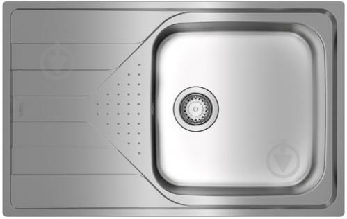 Мойка для кухни Teka Universe 50 1B 1D Max микротекстура 115110030 - фото 1