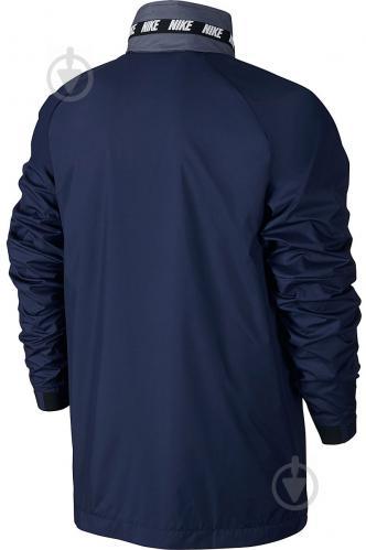 Вітрівка Nike M NSW AV15 JKT HD WVN WNGR AW1718 р. L синій із сірим 861750-429 - фото 2