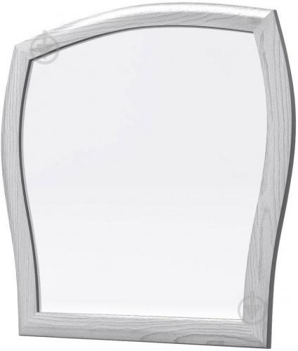 Зеркало настенное Aqua Rodos San Remo 750x785 мм сосна белая - фото 1