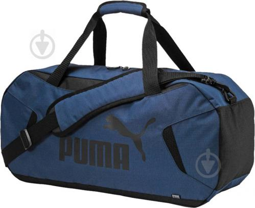Сумка Puma 7522703 GYM Duffle Bag S 7522703 35 л синий - фото 2