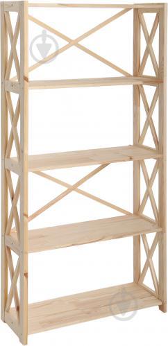 Стеллаж DDK Furniture Ran5 1600x800x300 мм сосна (Ran5pine) - фото 1