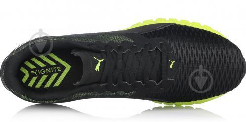 Кроссовки Puma IGNITE DUAL р. 10.5 черно-зеленый - фото 4