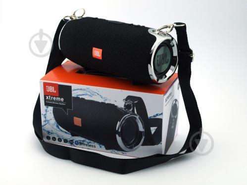 Беспроводная колонка JBL Xtreme mini Black - фото 1