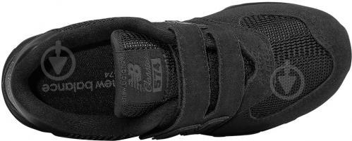 Кроссовки New Balance YV574TB р.1,5 черный - фото 3
