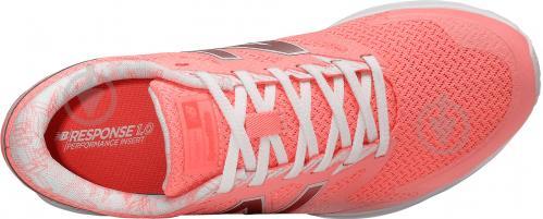 Кроссовки New Balance WFLSHLF2 р.6 розовый - фото 3