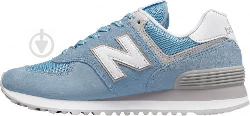 Кросівки New Balance WL574ESB р.7,5 блакитний - фото 2