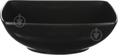 Салатник London 17 см черный BL17N Ipec - фото 5