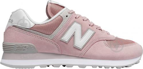 Кроссовки New Balance WL574ESP р.8,5 розовый