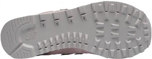 Кроссовки New Balance WL574ESP р.8,5 розовый - фото 4